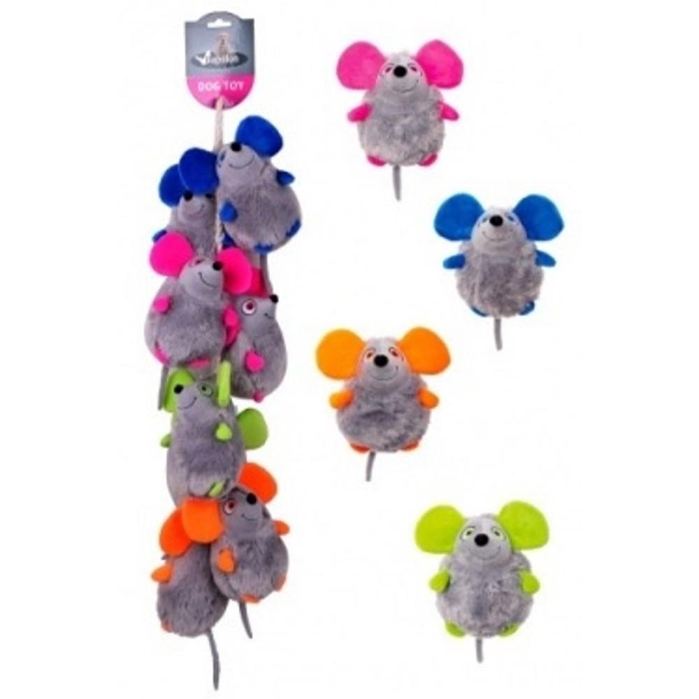 Myš pískací 14cm
