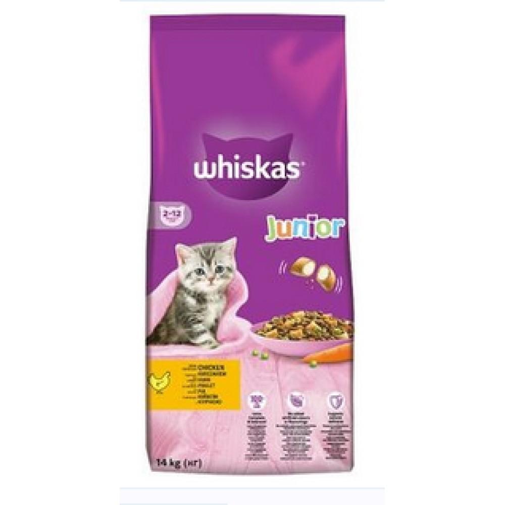 Whiskas pro koťata 14kg