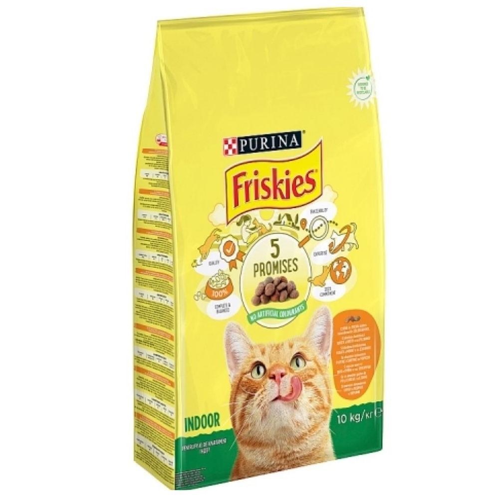 Friskies indoor 10kg