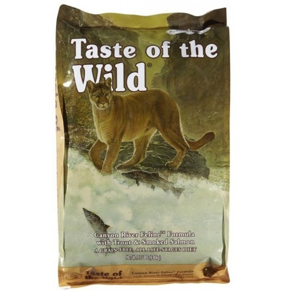 Taste of the Wild pstruh a losos (grain-free) 7kg