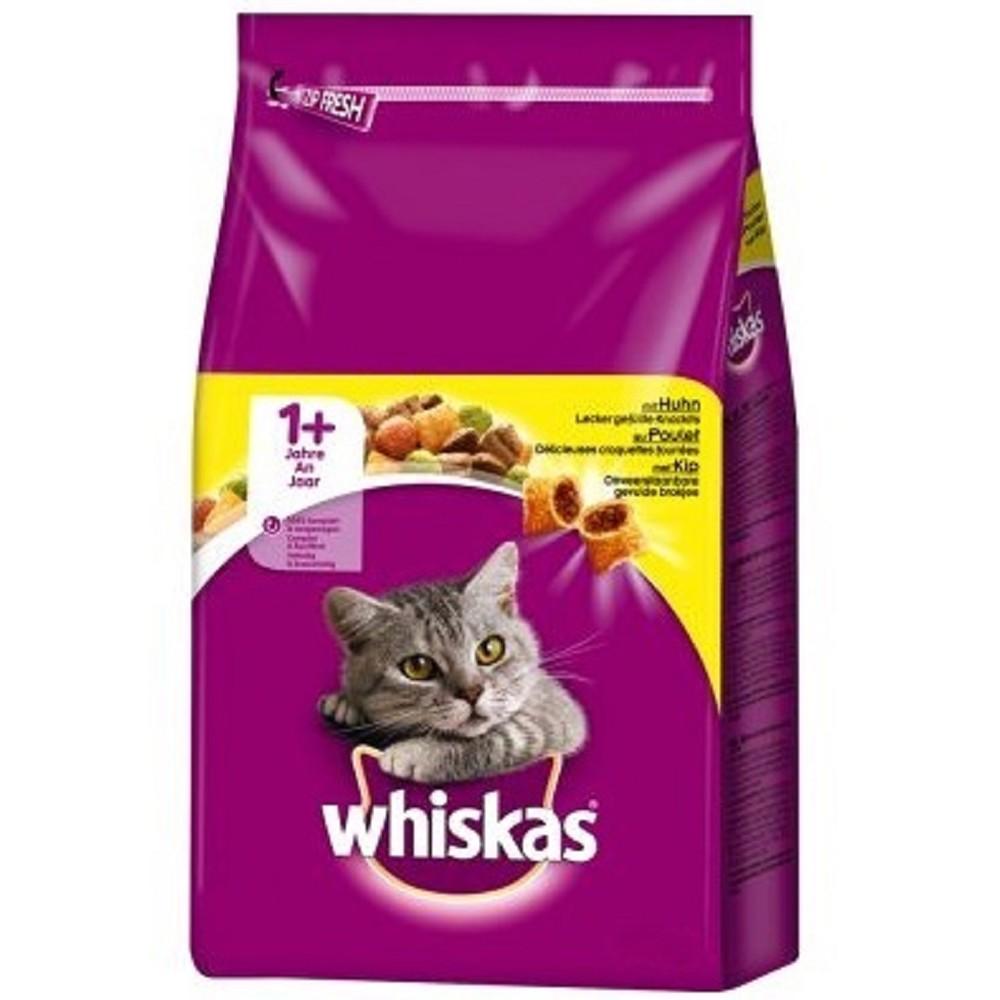 Whiskas drůbež  0,3kg