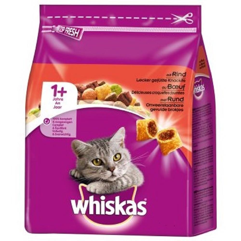 Whiskas hovězí  0,3kg