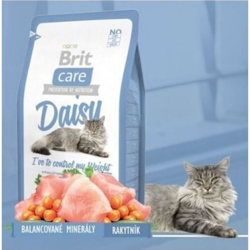 Brit care Daisy Control Weight krůta s rýží 400g