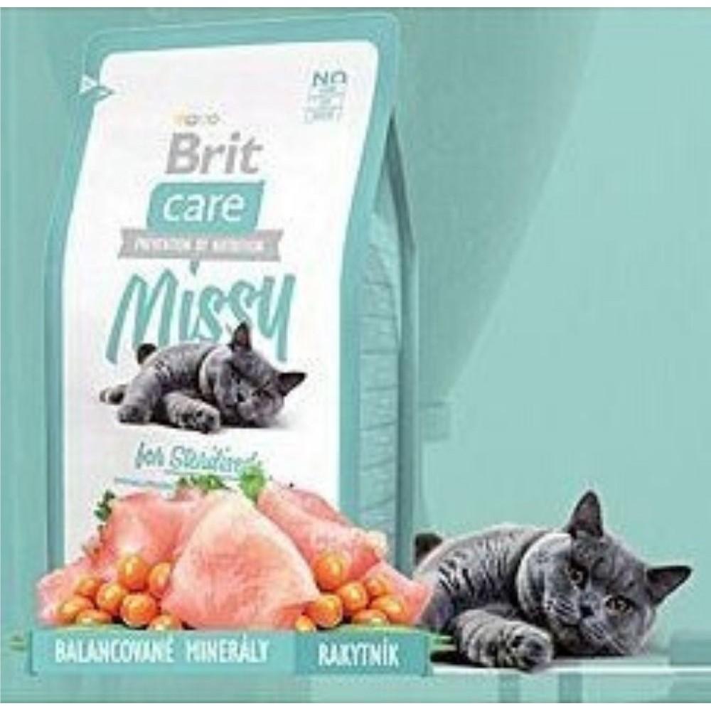 Brit care Missy Sterilised kuřecí s rýží 7kg
