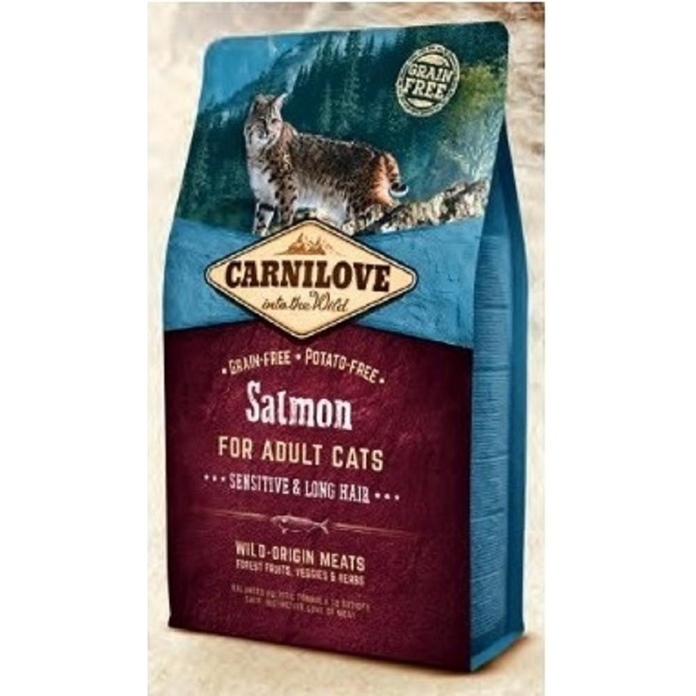 Carnilove Sensitive losos 6kg