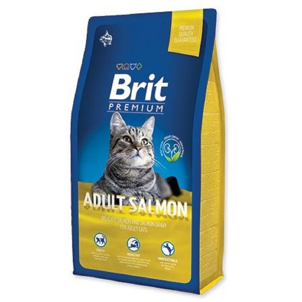 Brit premium losos 1,5kg