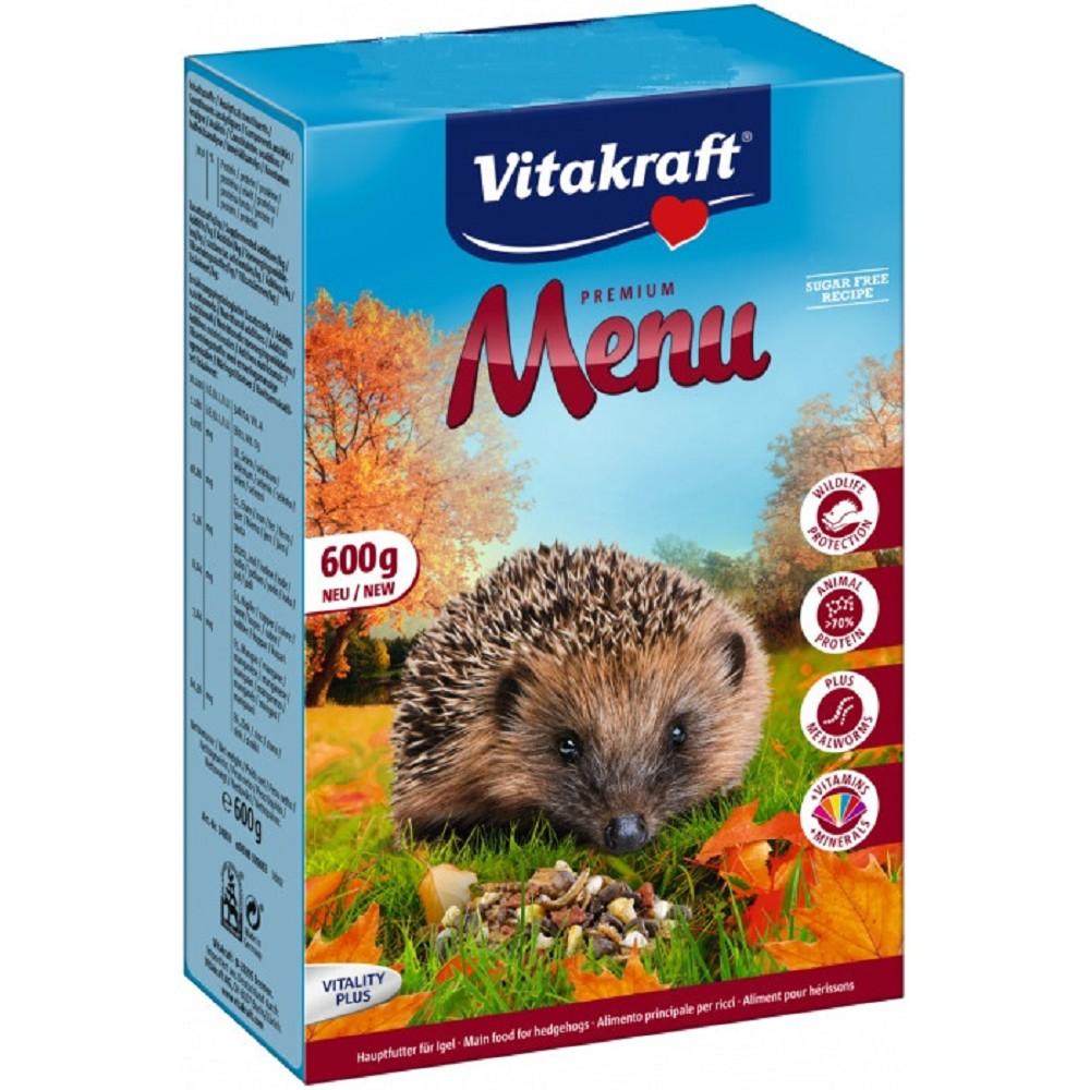 Vitakraft krmivo pro ježky 600g