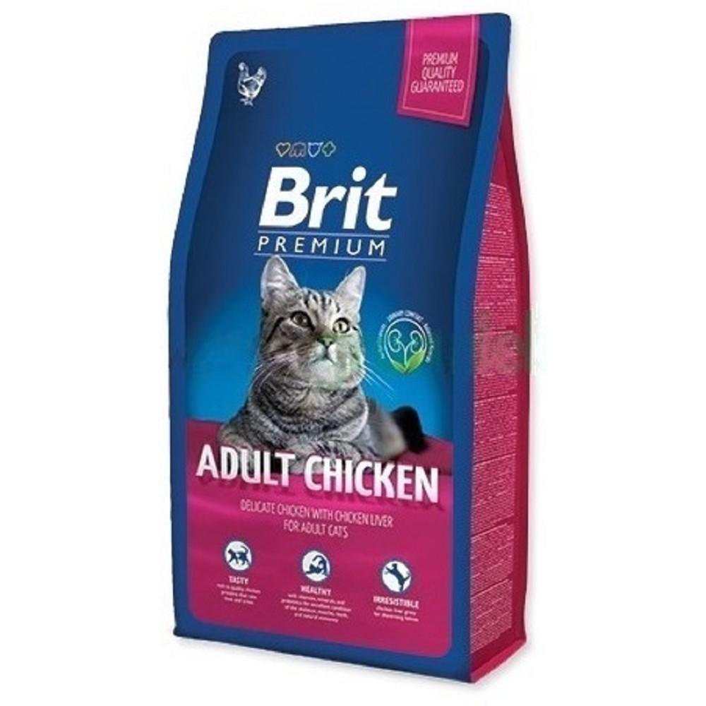 Brit premium kuřecí 8kg