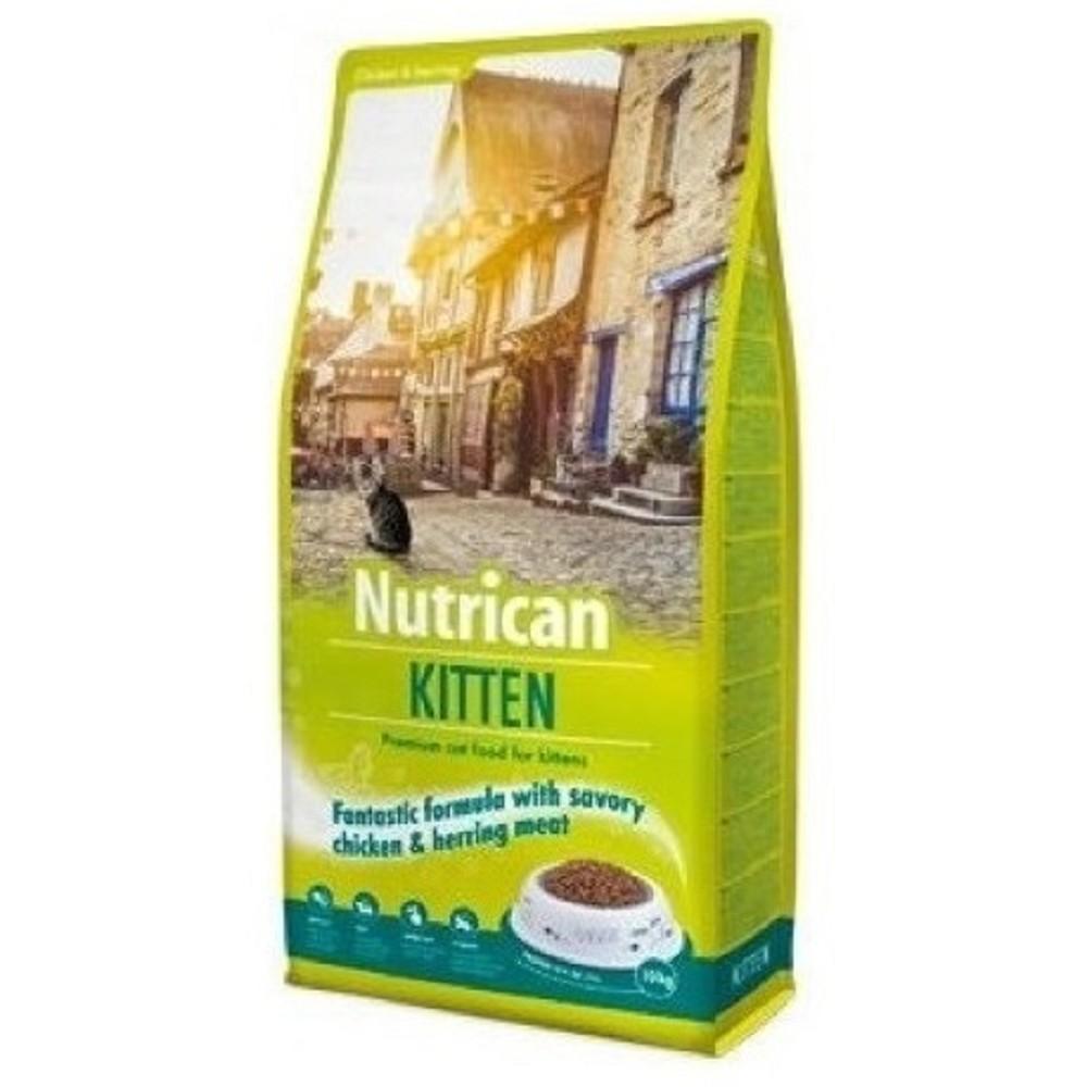 Nutrican pro koťata  2kg