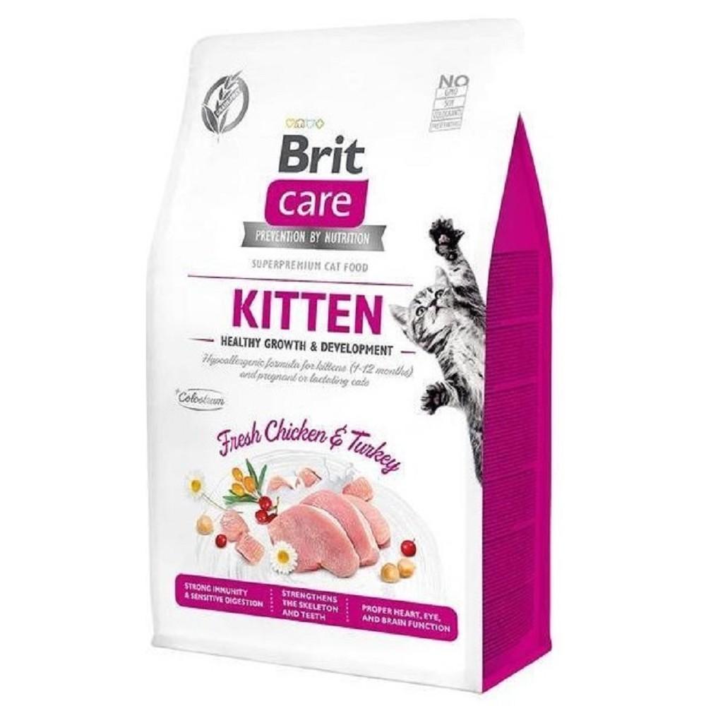 Brit Care Kitten Healthy Growth 400g
