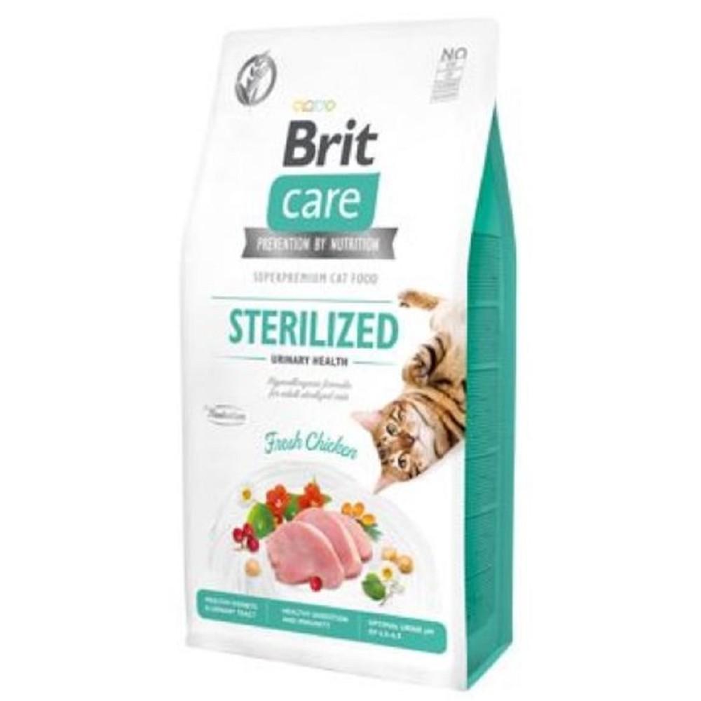 Brit Care Sterilized Urinary Healthy 7kg