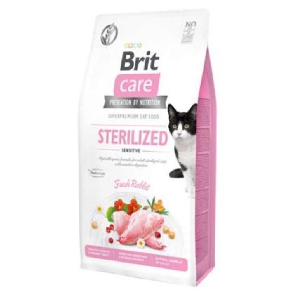Brit Care Sterilized Sensitive 7kg