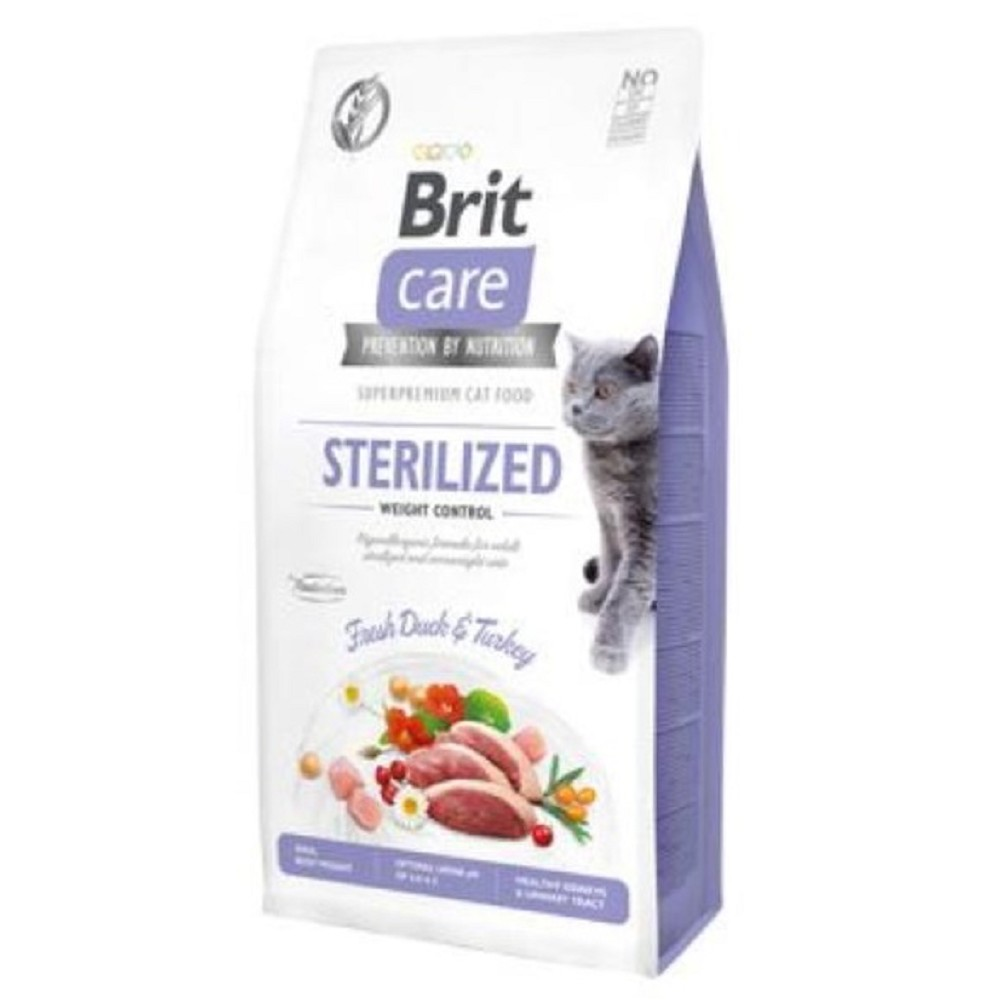 Brit Care Sterilized Weight Control 7kg