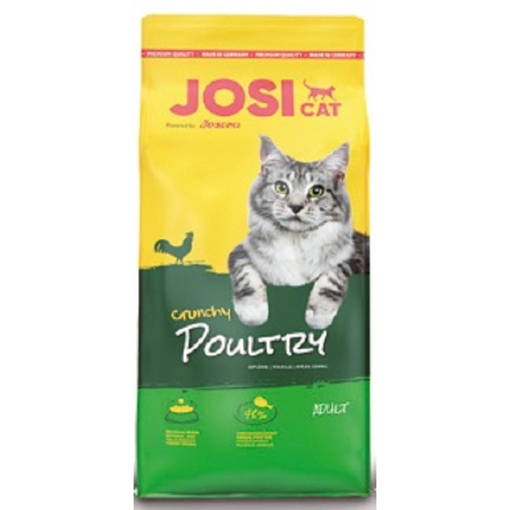JosiCat 650g Crunchy Poultry