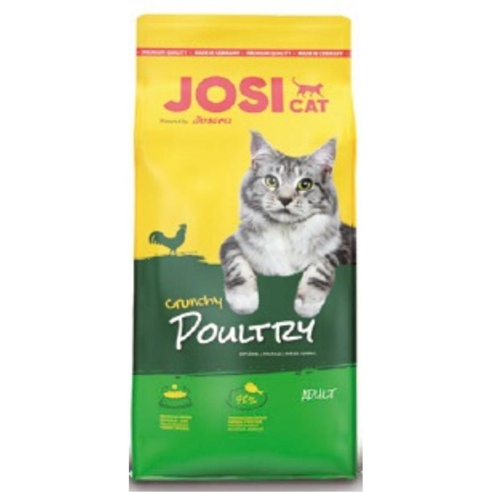JosiCat 18kg Crunchy Poultry