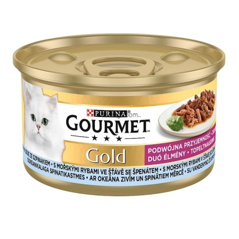 Gourmet gold mořské ryby 85g