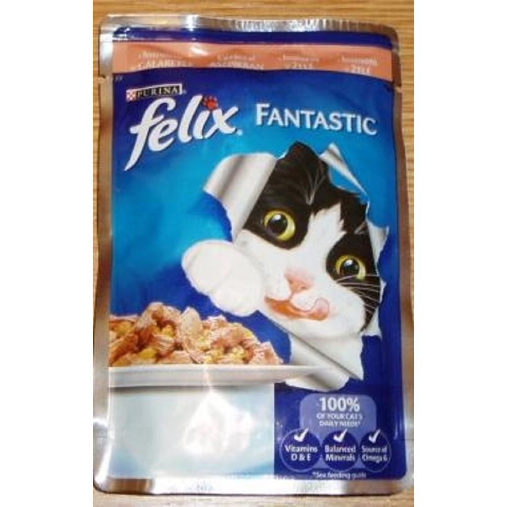 Felix losos v želé 100g
