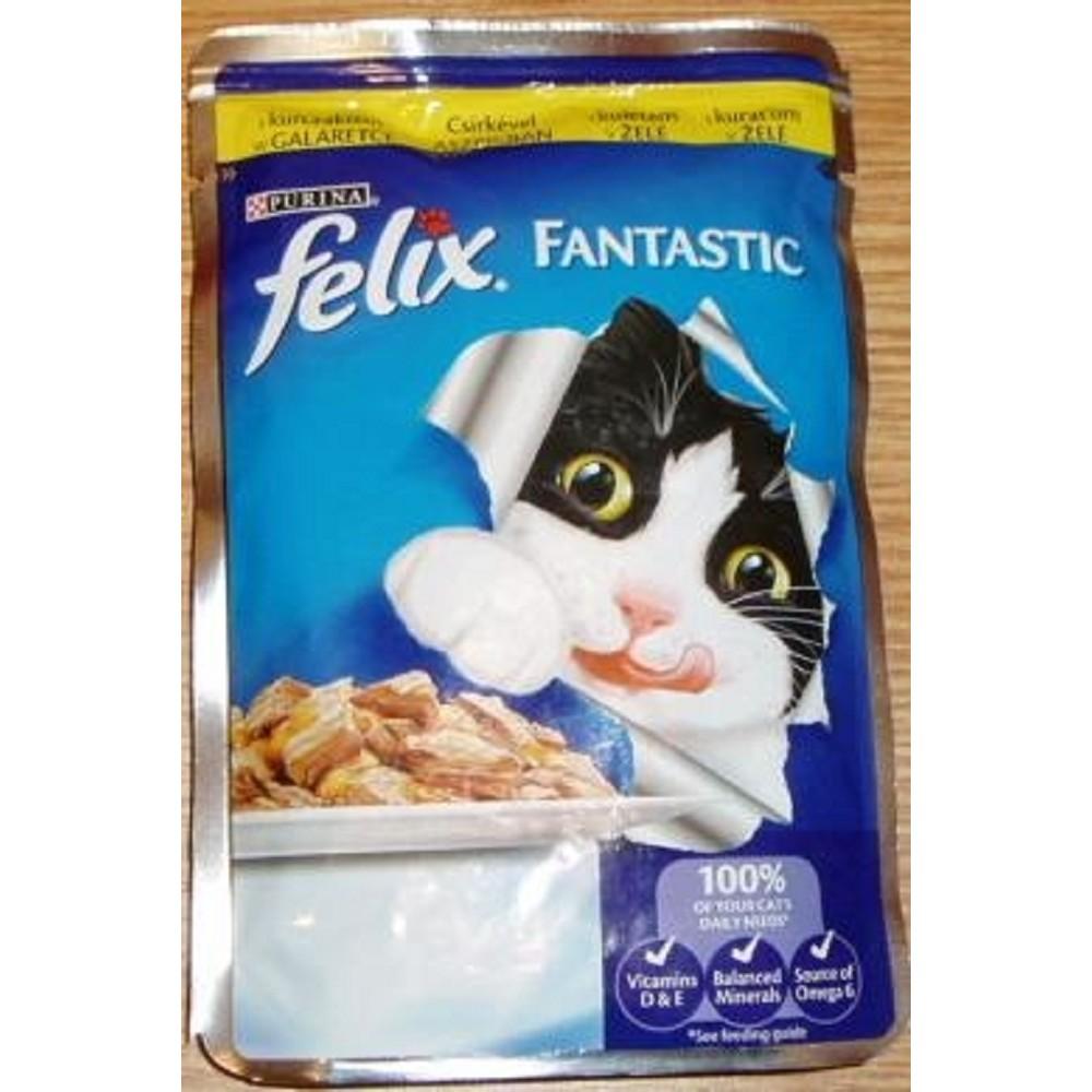 Felix kuře v želé 100g