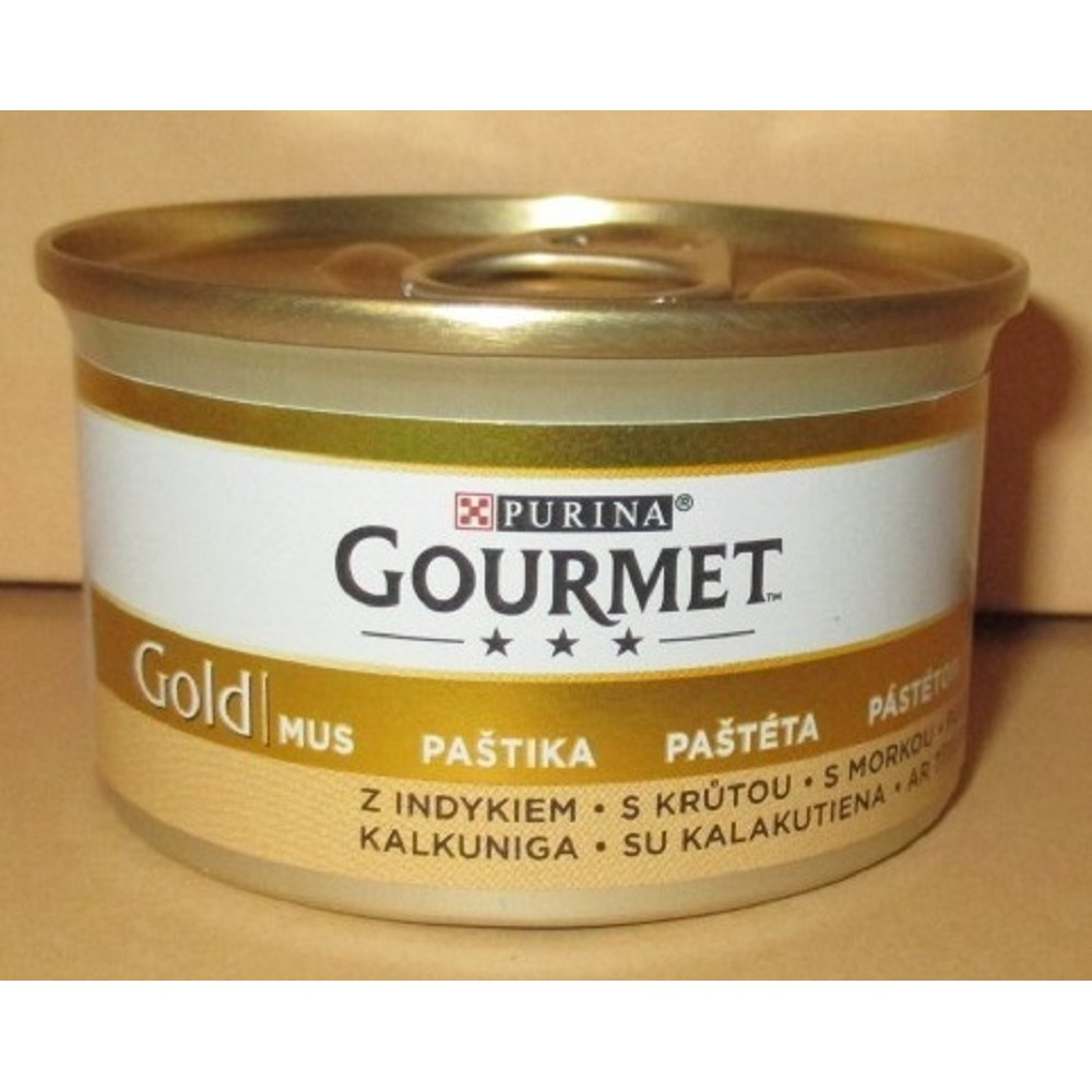 Gourmet gold paštika krůta  85g
