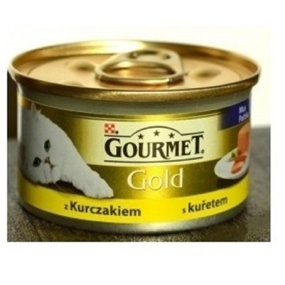 Gourmet gold paštika kuře 85g