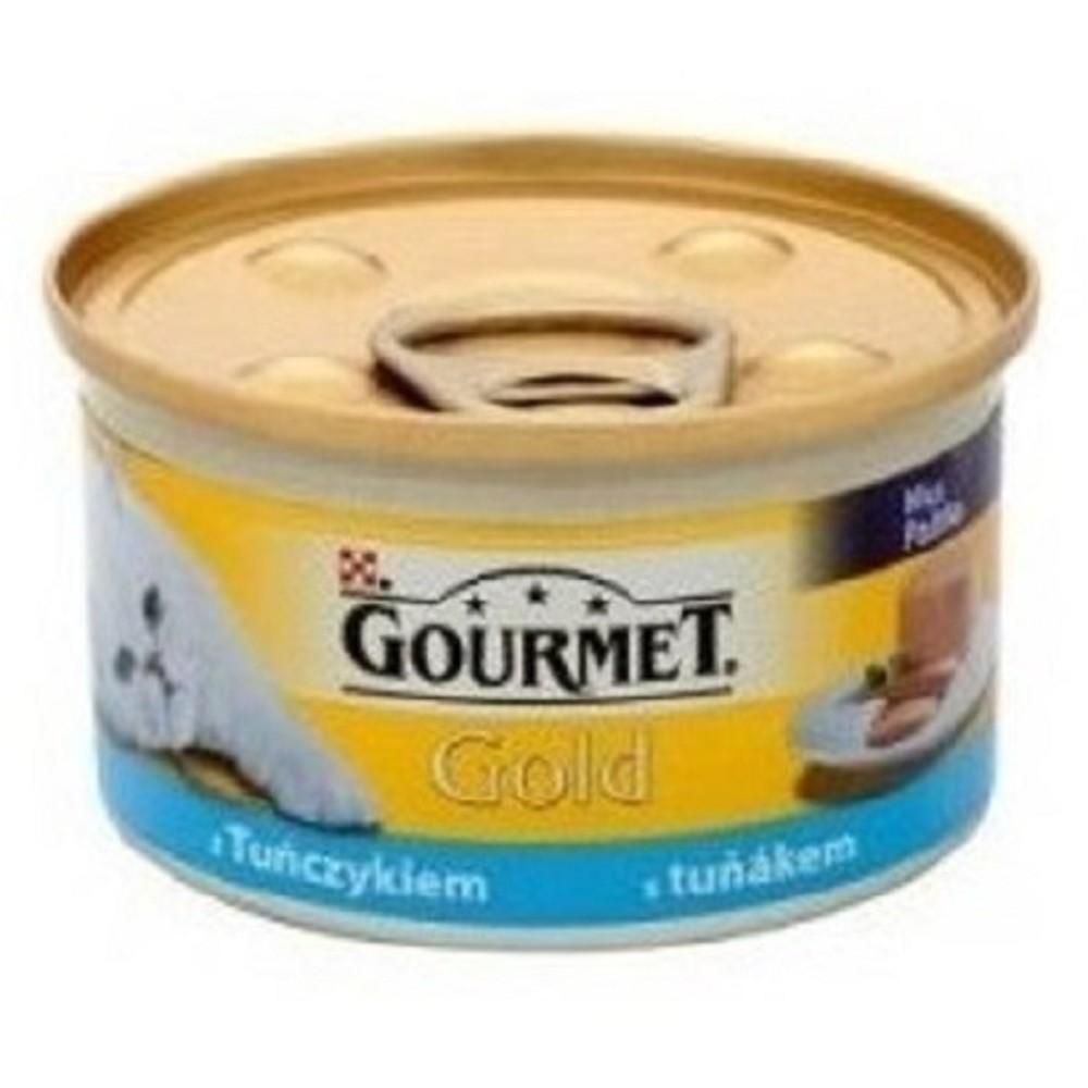 Gourmet gold paštika tuňák  85g