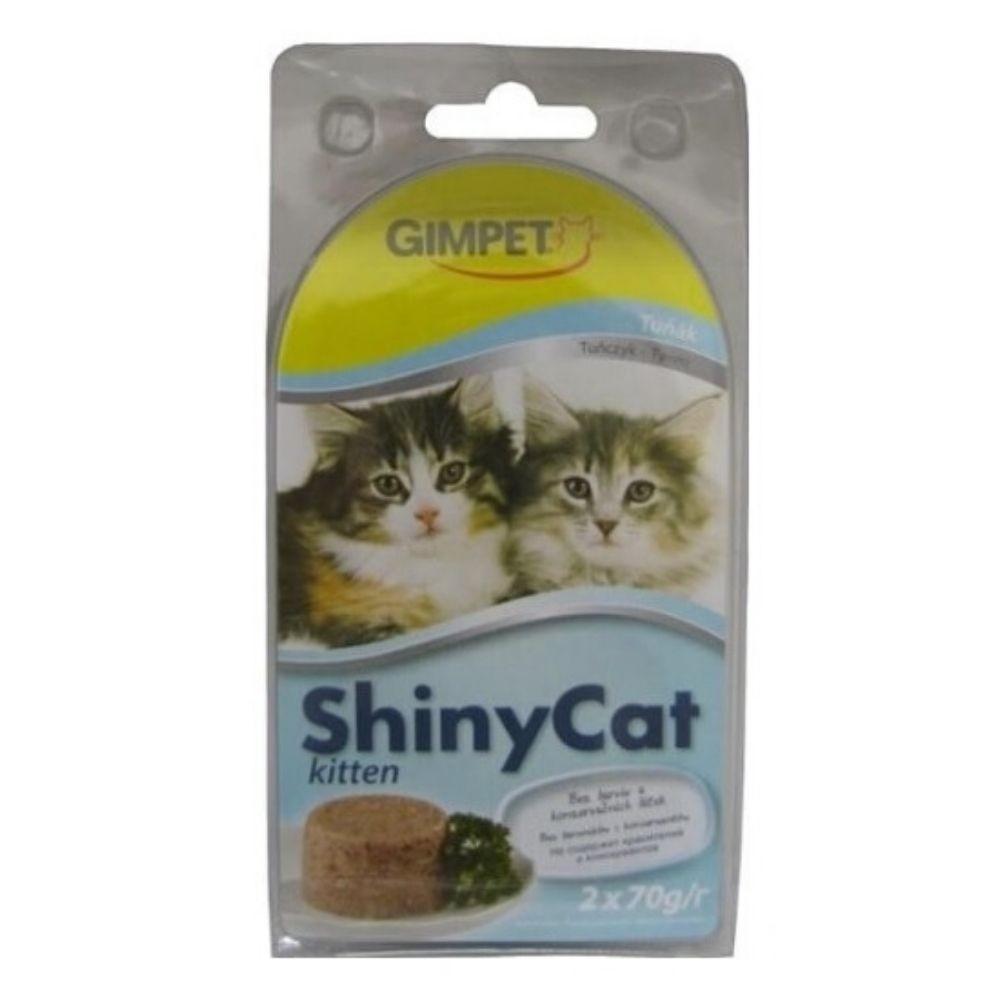 Shiny cat -  tuňák pro koťata 2x70g