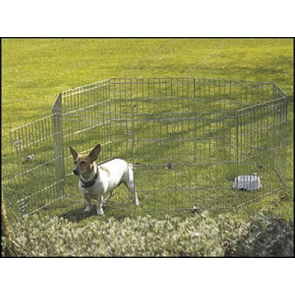 Ohrádka dog park č.1 - 61x61cm