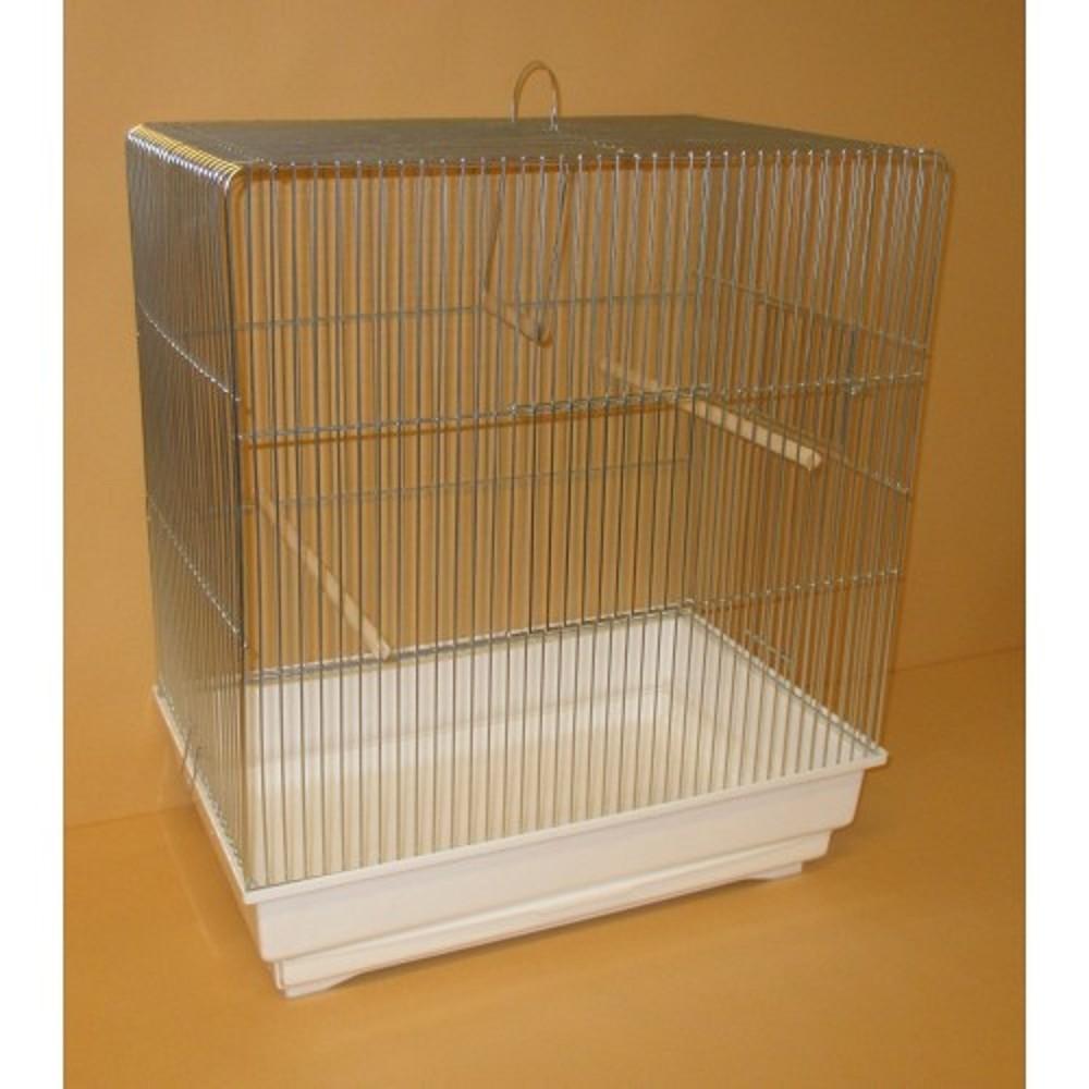Klec pro papoušky 53x33x60cm