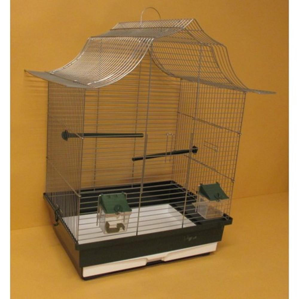 Klec pro papoušky 45x32x64cm
