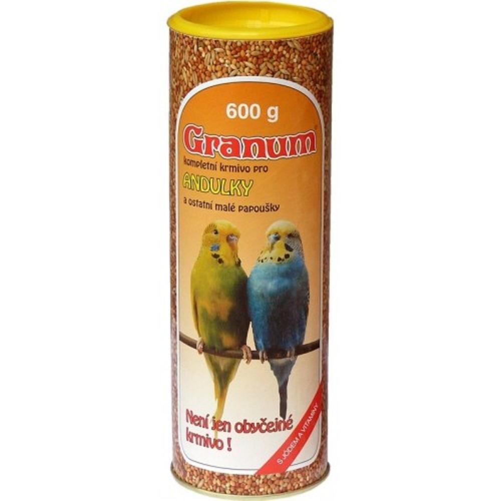 Granum krmivo pro andulky 600g