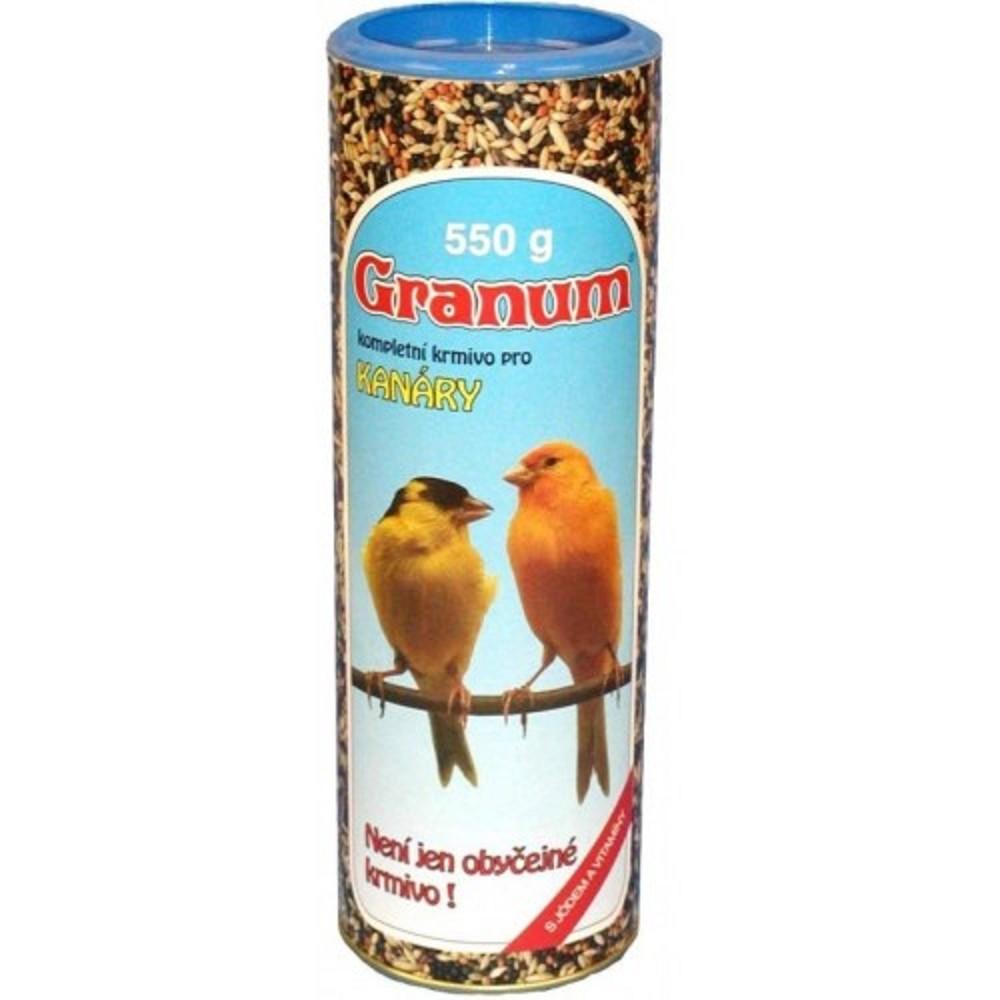 Granum krmivo pro kanárky 550g