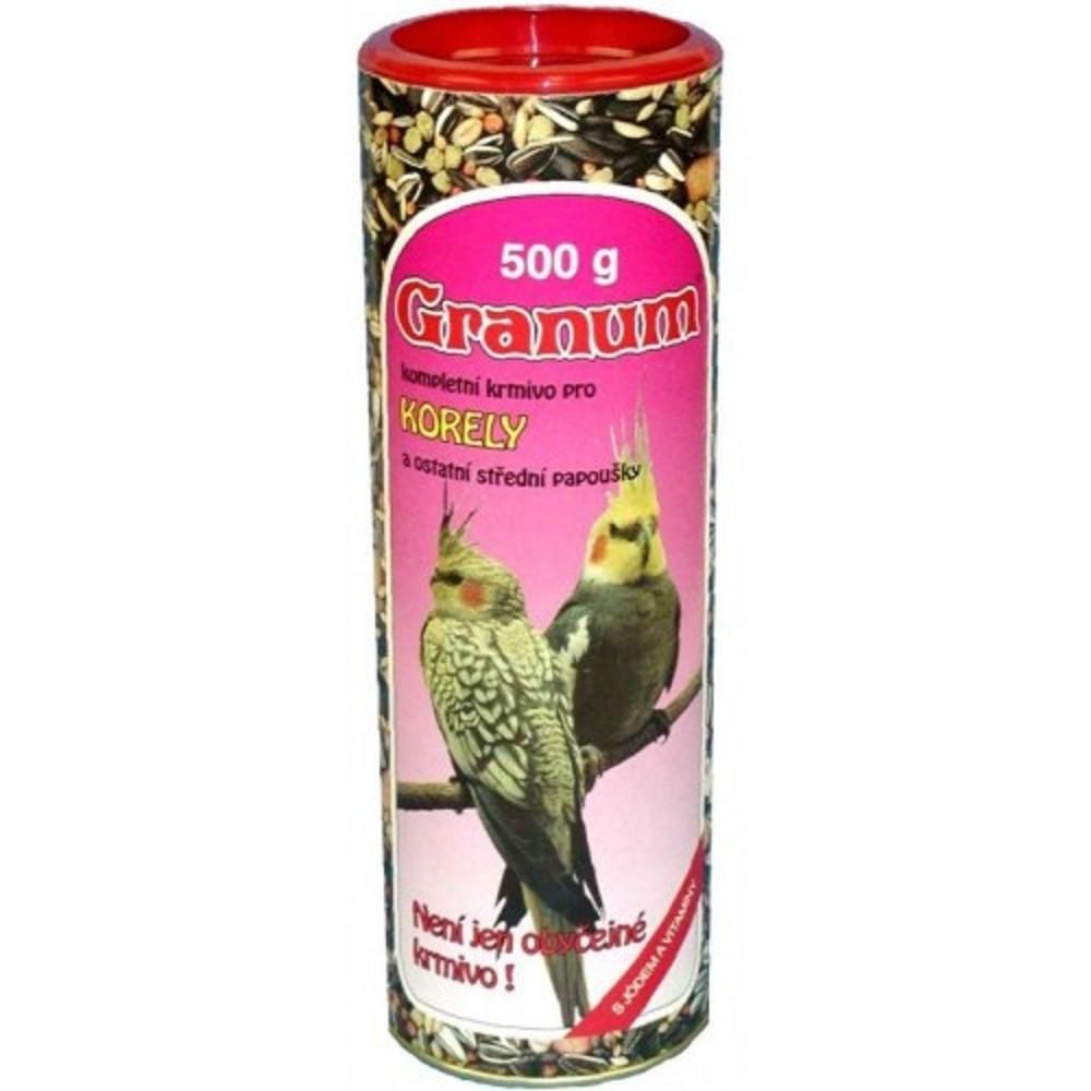 Granum krmivo pro korely 500g