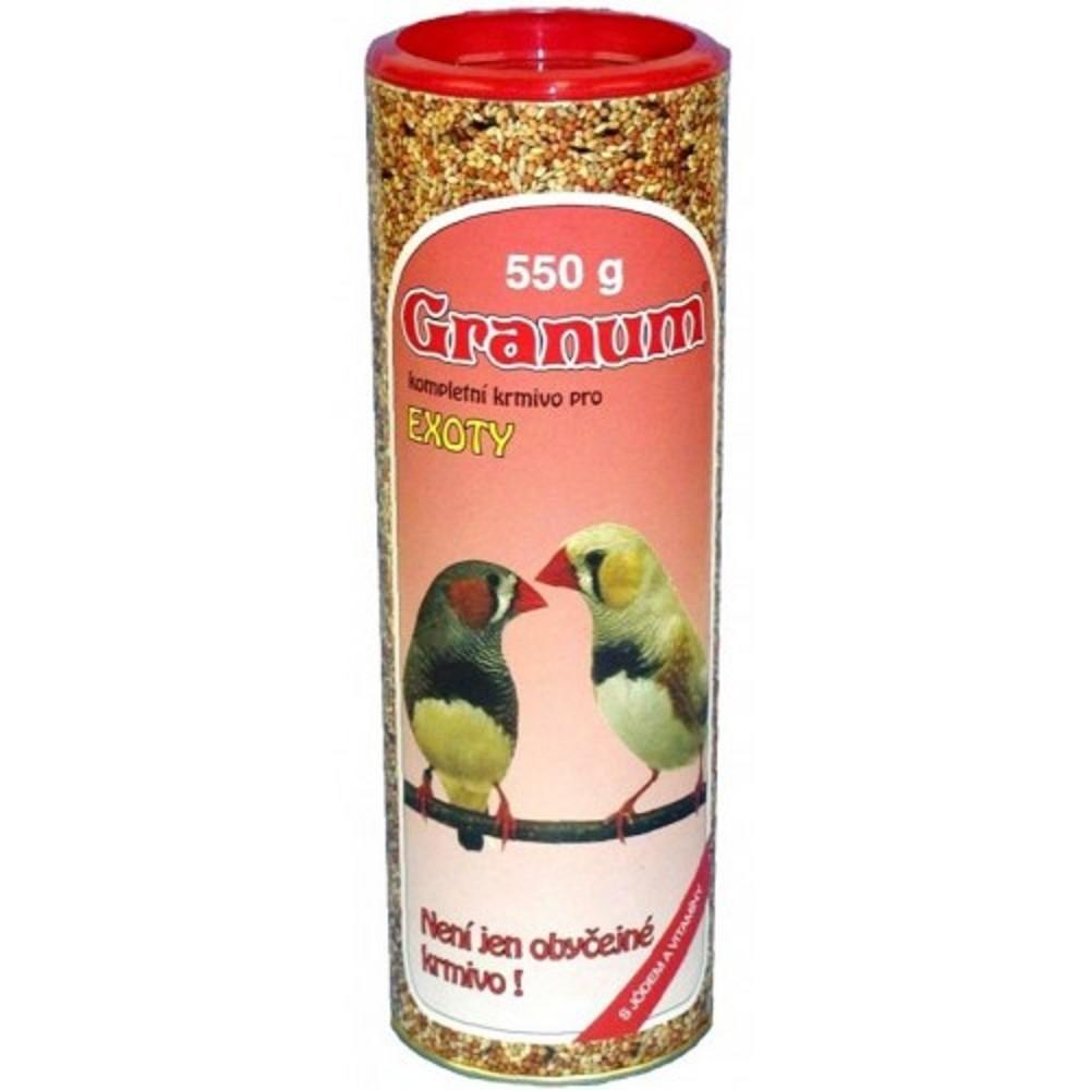 Granum krmivo pro exoti 550g