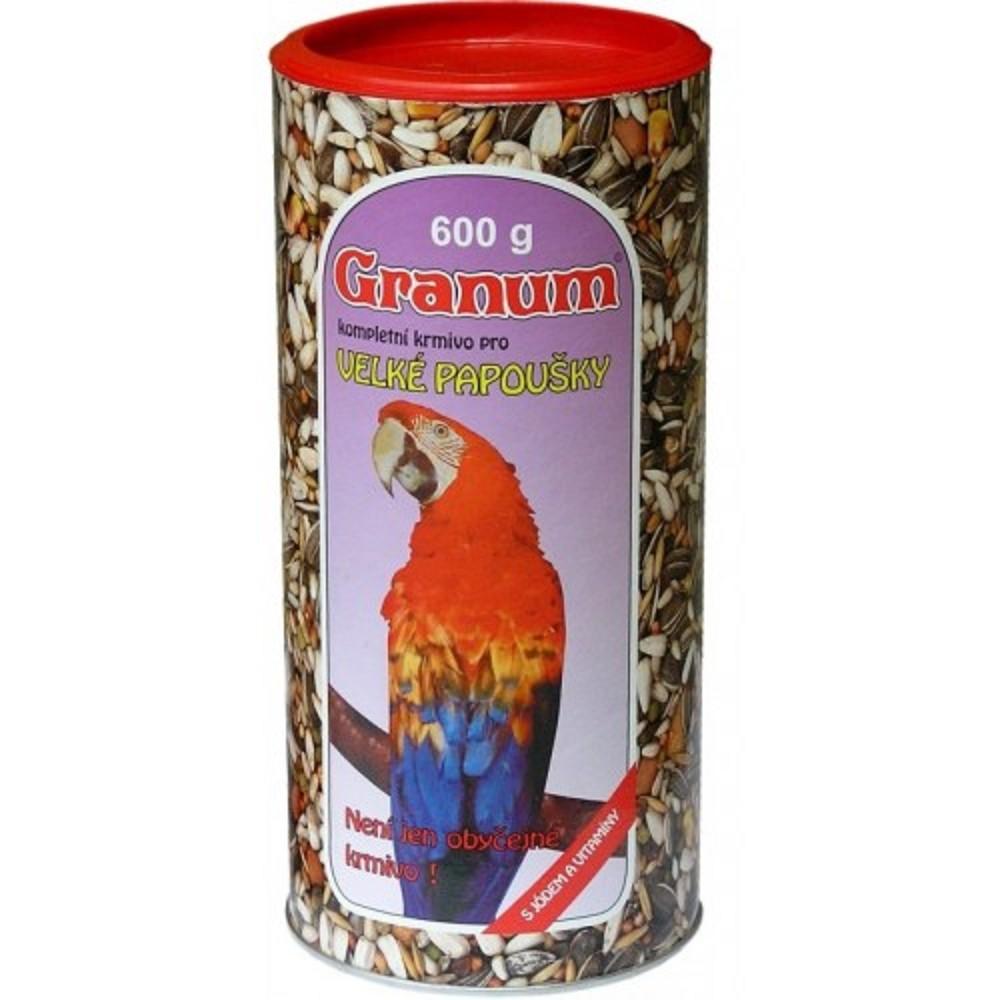 Granum krmivo pro velké papoušky 600g