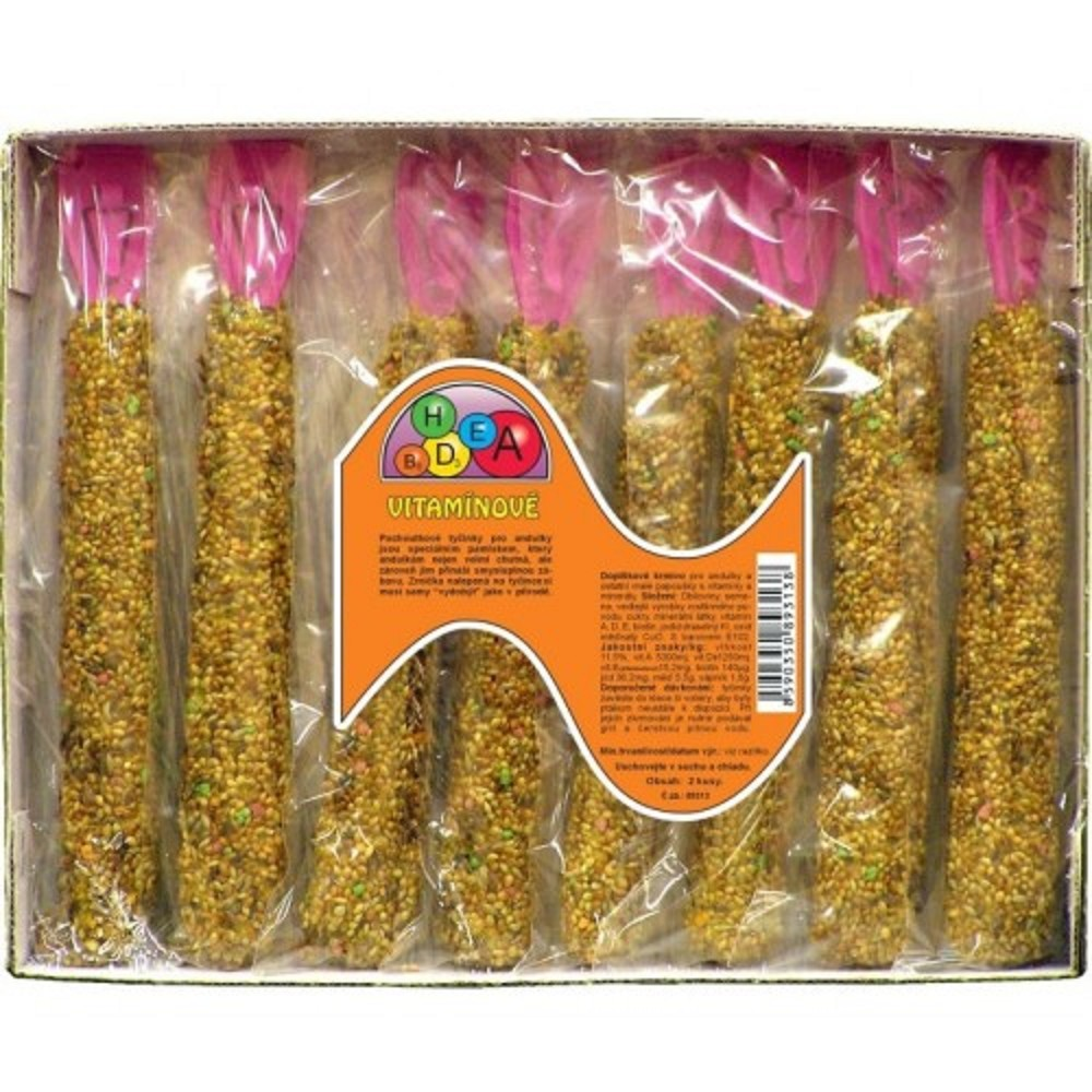 Granum  tyč pro andulky - vitamínová