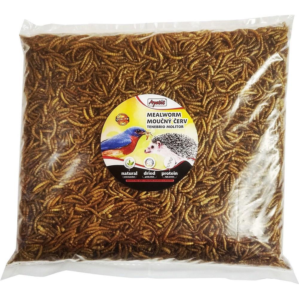 Apetit Mealworm - moučný červ 500g