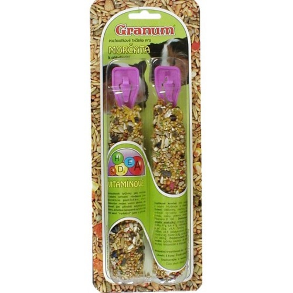 Granum tyč pro morče - vitamínová 2ks