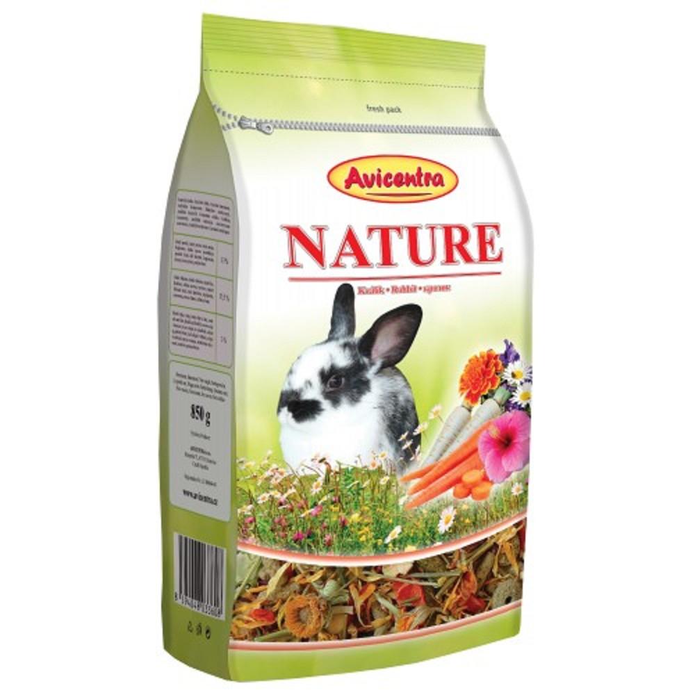Avicentra nature králík  850g