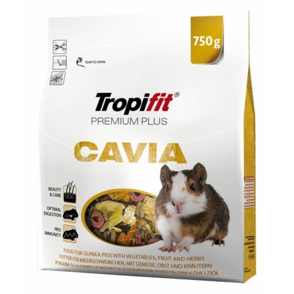 Tropifit Cavia - morče premium plus 750g