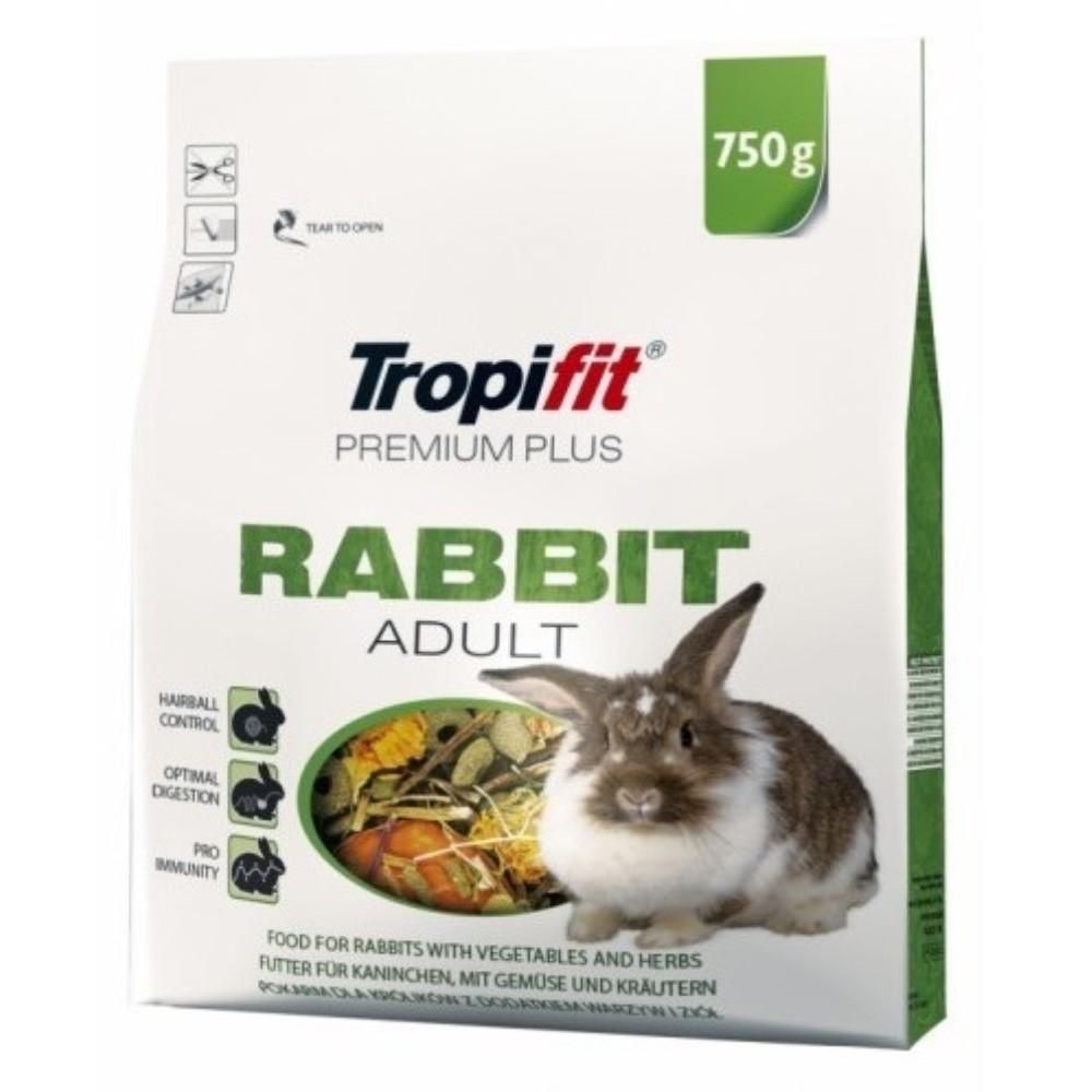 Tropifit premium plus pro králíky 750g