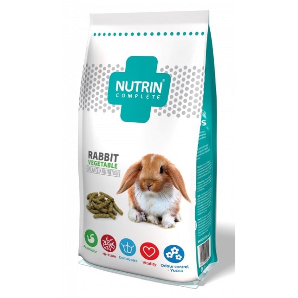 Nutrin Complete králík - s zeleninou 1500g