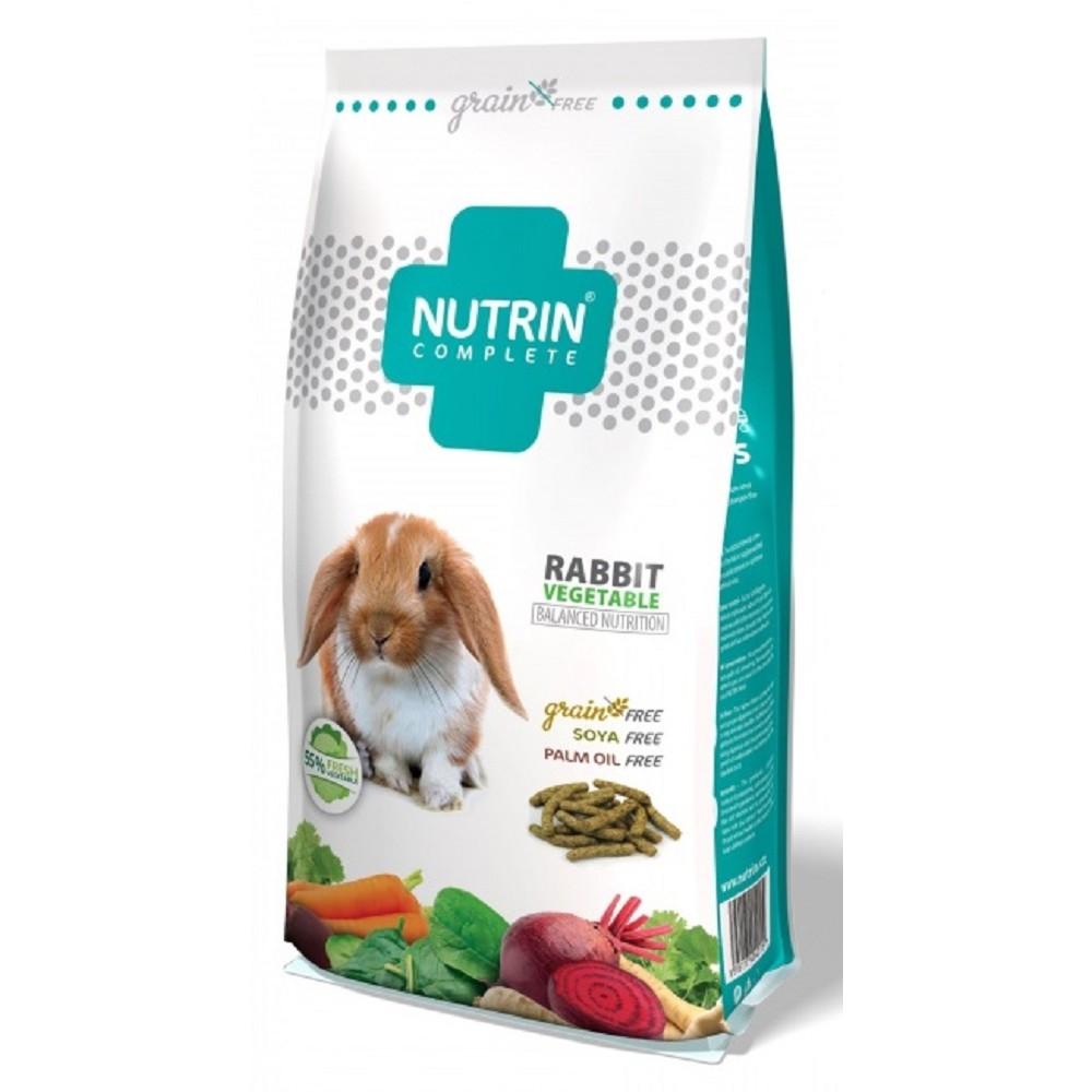 Nutrin Complete králík - bez obilovin 1500g