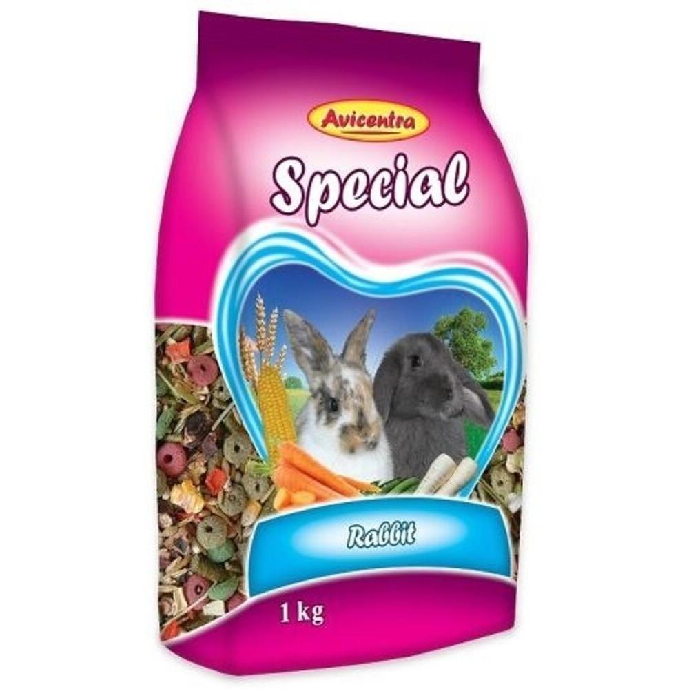 Avicentra speciál králík 1000g