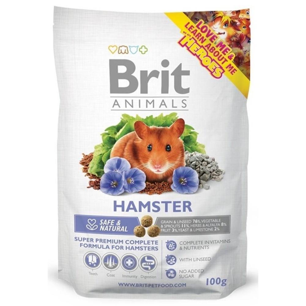 Brit animals křeček 100g