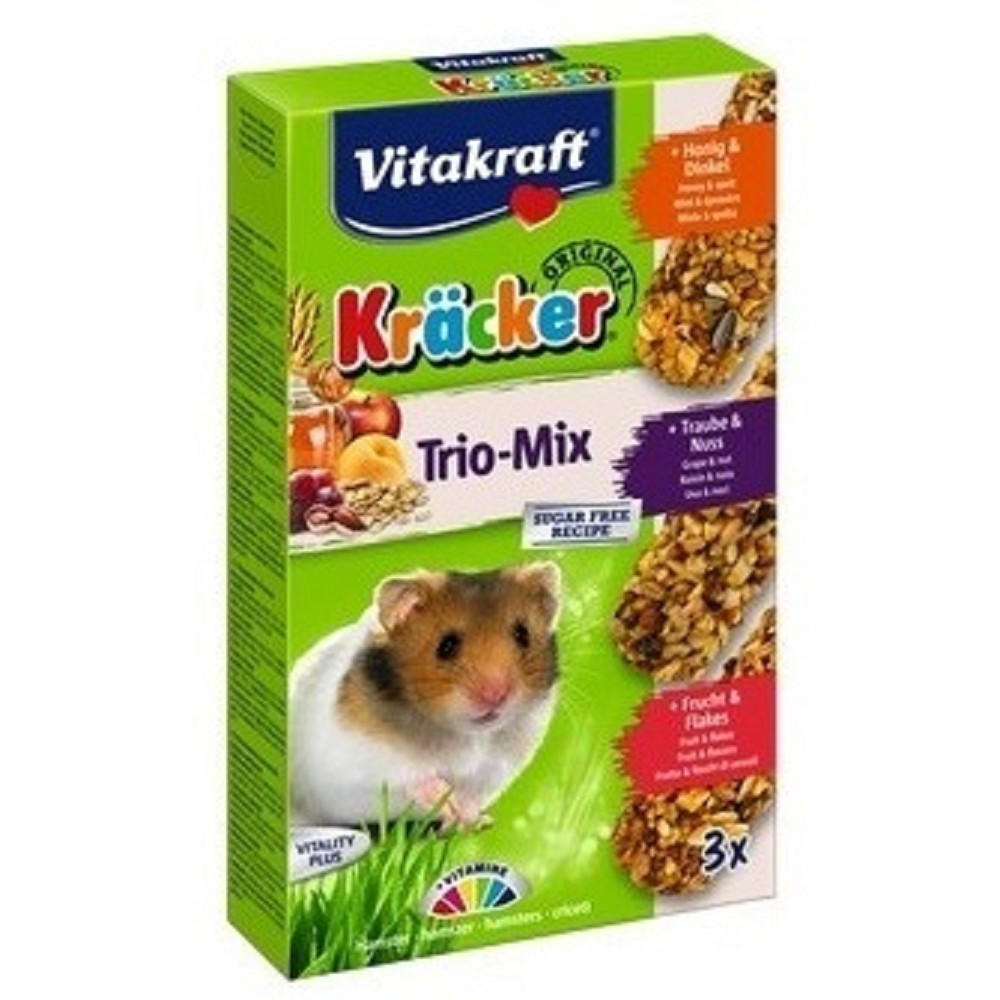 Kräcker tyč - trio-mix 3ks