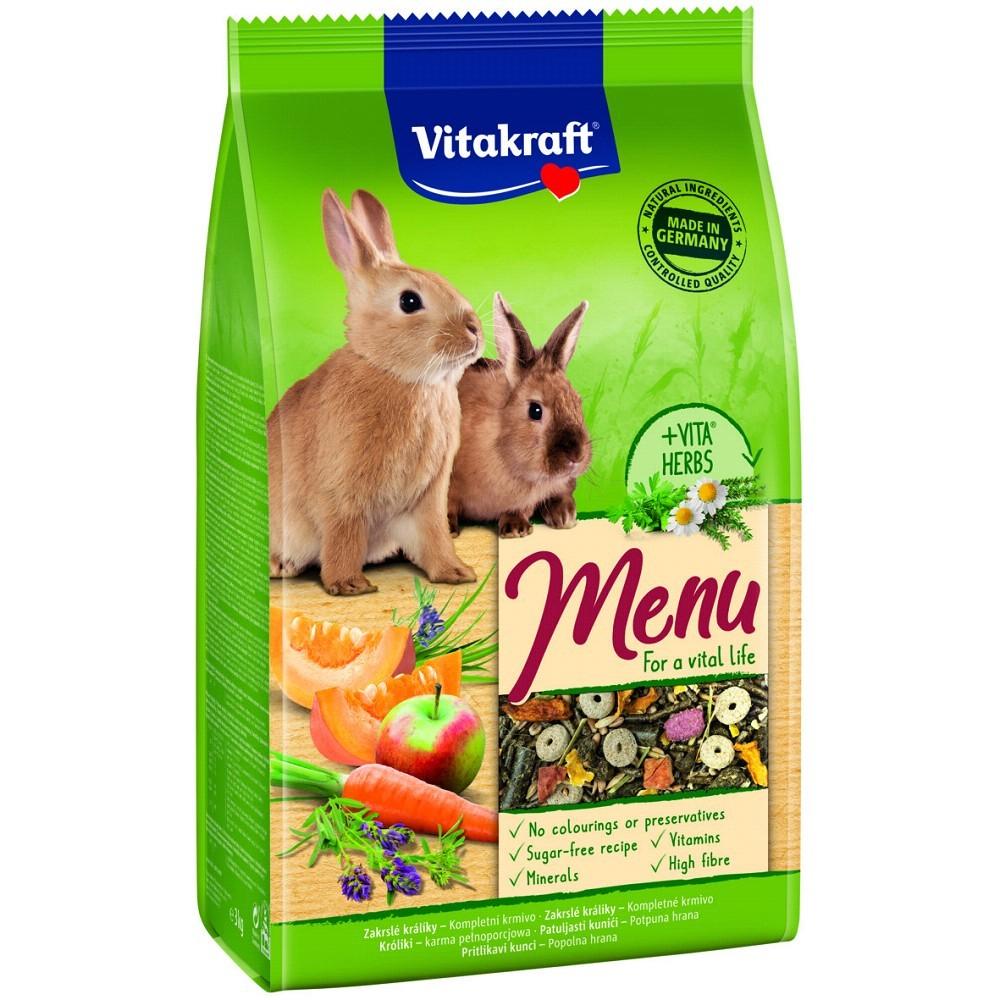 Menu vital králík 1kg