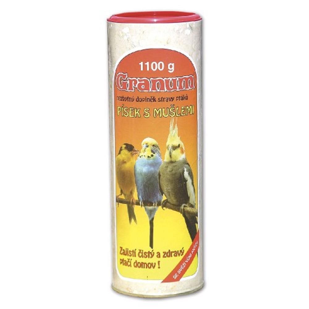 Písek pro ptáky 1100g