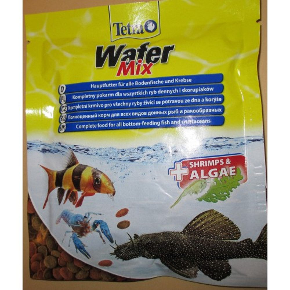 Tetra wafer mix 15g