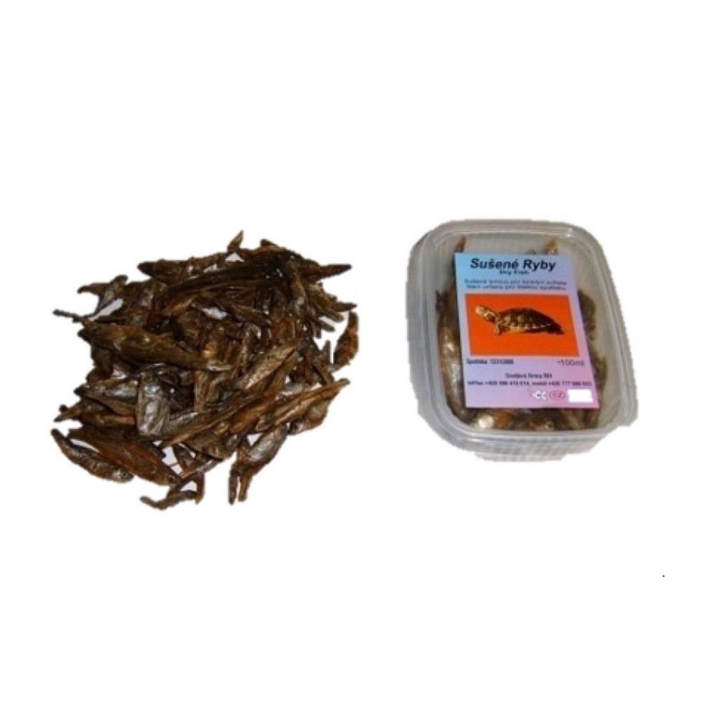 Rybičky sušené 200ml
