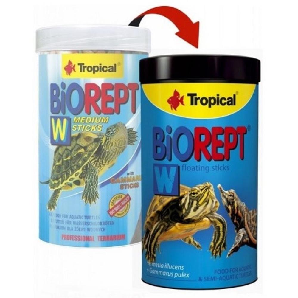 Tropical Biorept W medium 100ml
